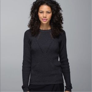 Lululemon Athletica - The Sweater The Better